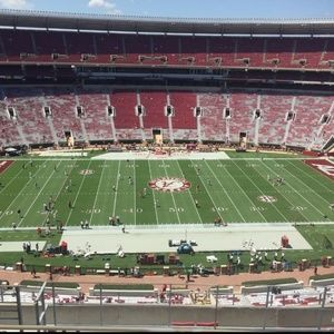 Two Alabama vs Tennessee Tickets